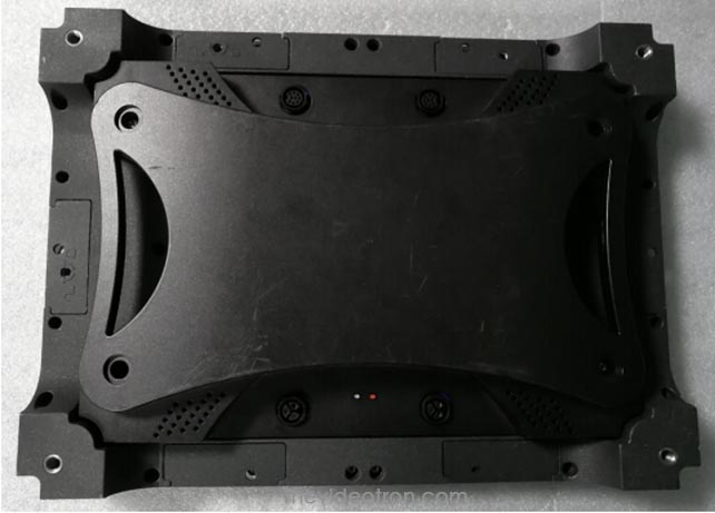 videotron P1,667 SMD1010 indoor Die-casting aluminum cabinet back thevideotron.com