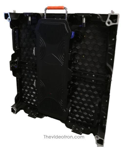 videotron P4,81 SMD2727 outdoor Die-casting aluminum cabinet back thevideotron.com