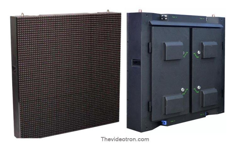 videotron P16 DIP 346 RGB outdoor led cabinets back VIDEOTRON MURAH DI SURABAYA, HARGA VIDEOTRON, VIDEOTRON MURAH BERGARANSI, JUAL SPAREPART VIDEOTRON, JUAL LED MODULE VIDEOTRON